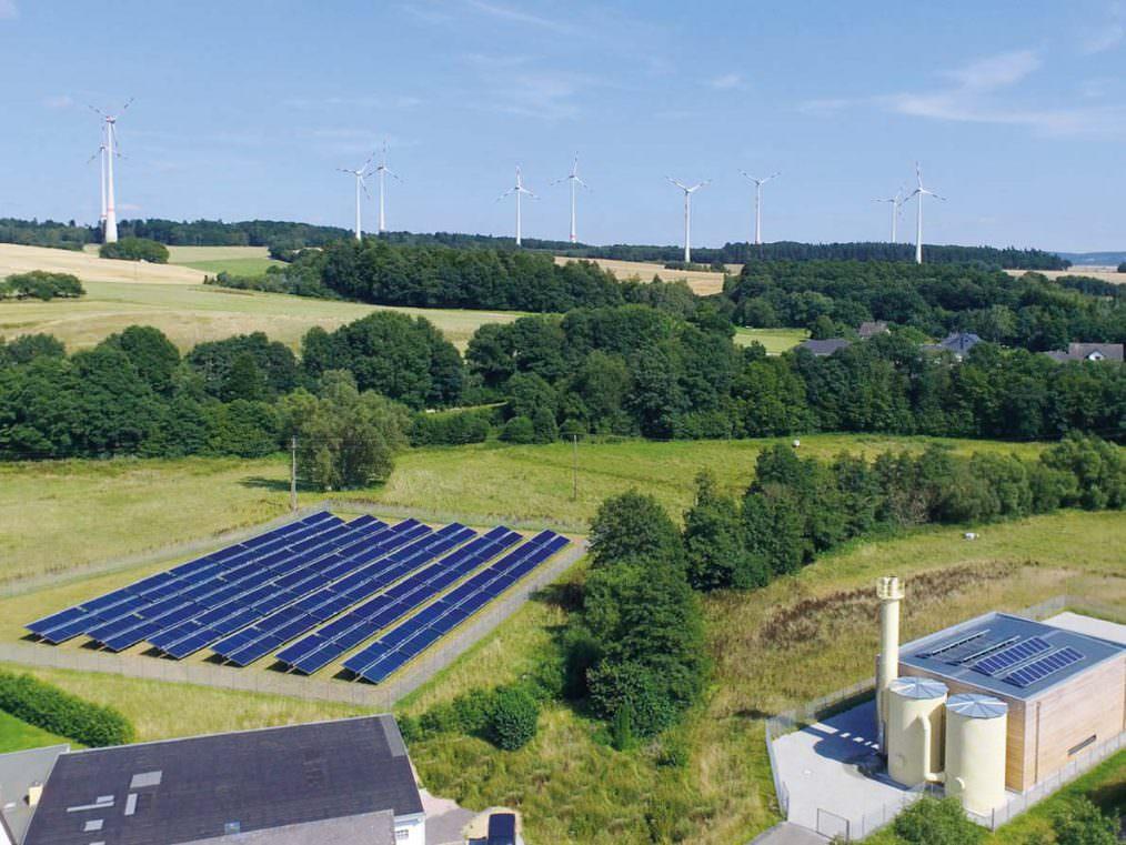 Energie-Kommune des Jahrzehnts wärmenetz