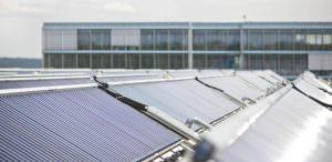 Festo AG kühlt mit Solarenergige