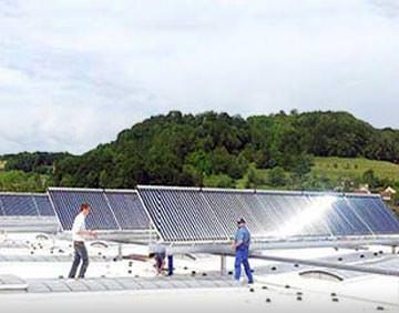 Solare Prozesswärme