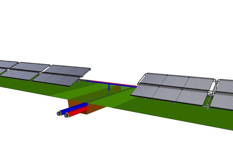 solar montage-system