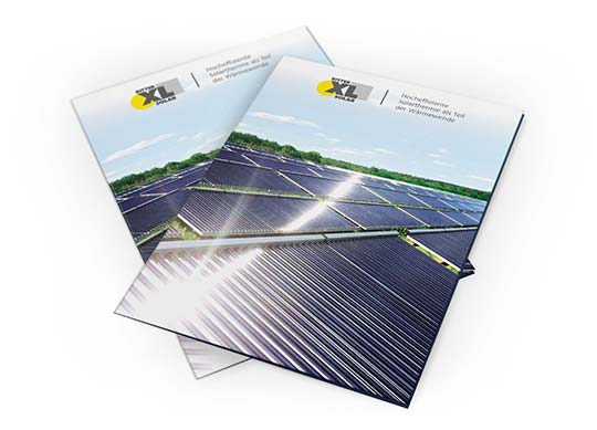 Info-Material über Ritter XL Solar