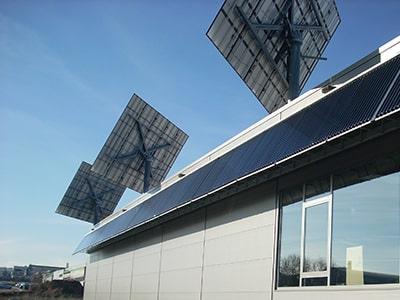 DEGERenergie setzt auf solares Kühlen